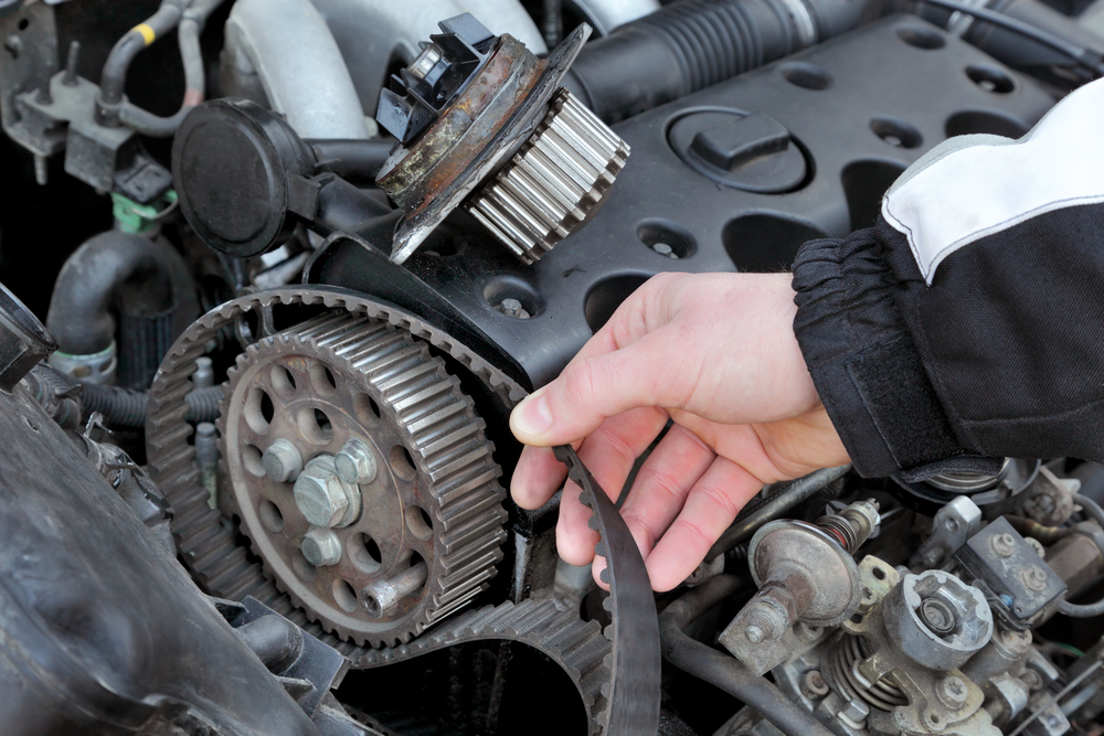 Replace Your Timing Belt Or Sell To A Junk Car Dealer for Cash